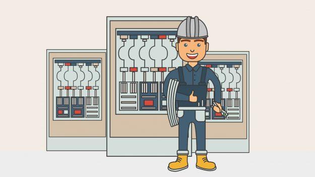 elektros-darbai